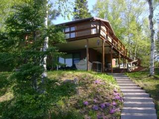 Eagles Perch: Year-Round Northwoods Lakehome on the Shores of Eagles Nest Lake #1, Ely