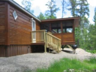 Modern Cabin on one of the DNR`s Top Rated Walleye Lakes