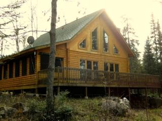 Bear Island Retreat: Great Northwoods Cabin with Modern Conveniences and End of
