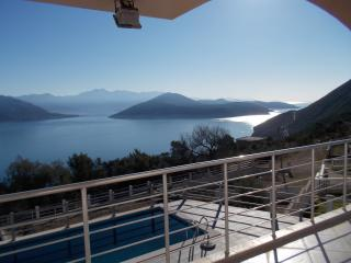 Breathtaking views from pool, Herceg-Novi