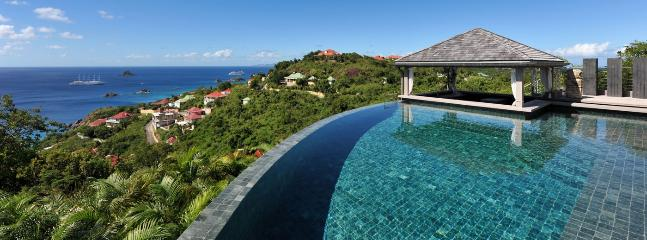 SPECIAL OFFER: St. Barths Villa 158 The View Is Breathtaking On The Ocean., Lurin