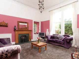 Edinburgh City   holiday rental , garden apartment, Edimburgo