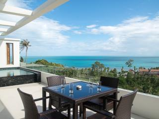 2-Bedrooms Sea View Deluxe Suite in Lamai, Koh Samui