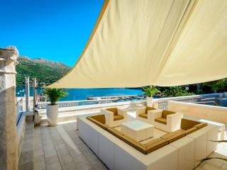Beautiful stone villa with pool for rent Dubrovnik