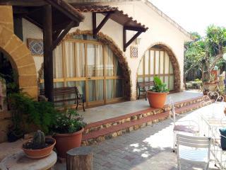 depandance in villa, Marausa