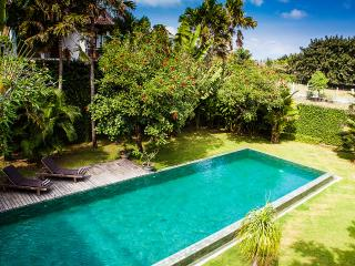 Fully staffed villa 100m from Echo Beach, Canggu