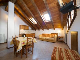 Monolocale 2 posti letto al residence Chalet della Guida