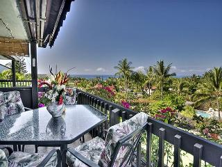 Keahou Resort 125- Beautiful one bedroom, one bathroom with ocean views! - KR125