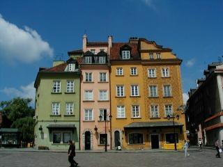 Cosy Castle Square Warsaw