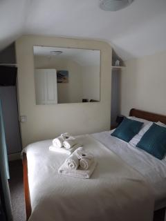 Coedmor Harbour Cottage Bedroom