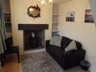 Coedmor Harbour Cottage Lounge