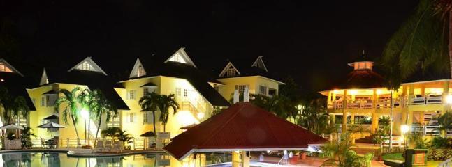 Mystic Restort at Night