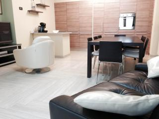 Modern style apartment in Volterra