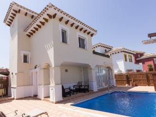 3 Bedroom Villa on Mar Menor Golf Resort