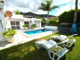 Luxury villa with heated swimming pool, Costa Adeje