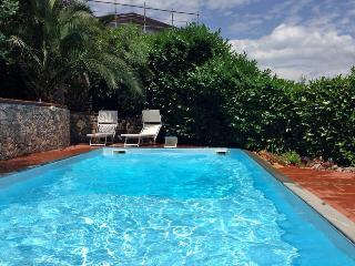 Le Palme - private pool, A/C,  beaches & 5 terre, La Spezia