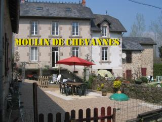 Moulin de Chevannes, Saint-Didier-sur-Arroux