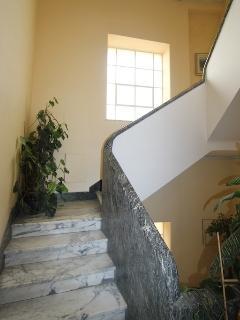 Terrazza Pamphili : one floor up