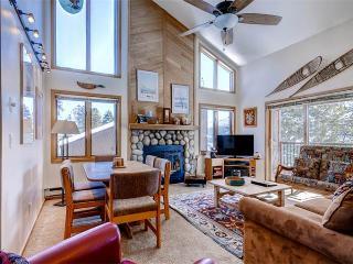 Appealing Breckenridge 2 Bedroom Ski-in - TD5