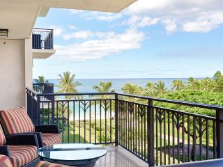 Upgraded 5th floor in Beach Tower - Ocean Views & Beautiful Sunsets - Ko Olina Beach Villa, Kapolei