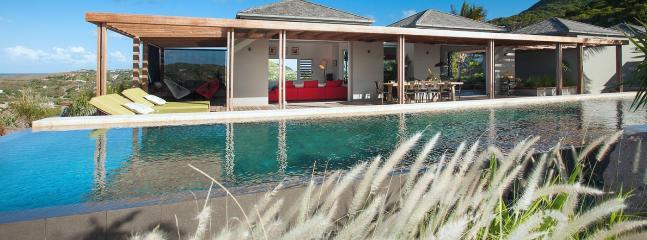 Villa Imagine SPECIAL OFFER: St. Barths Villa 163 Beach Restaurants And Water Sports Nearby., Marigot