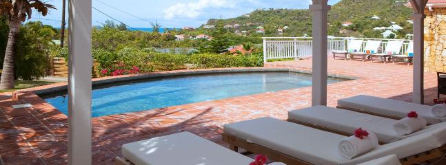 SPECIAL OFFER: St. Barths Villa 187 Located Close To Saint Jean And Salines Beaches., St. Jean