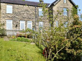 WREN COTTAGE, stone-built, two double bedrooms, open fire, pet-friendly, in