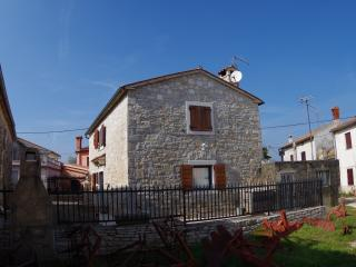 Istrian holiday house in village Hreljici