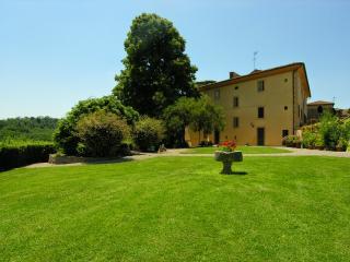 Villa Ott, Crespina