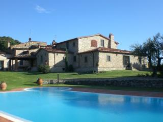 Villa dell'Angelo, Monsummano Terme