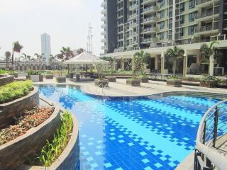 Swimsuit is all you need, Flair Towers, Manila