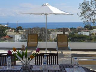 Newly constructed Gennadi Aegean Horizon villas