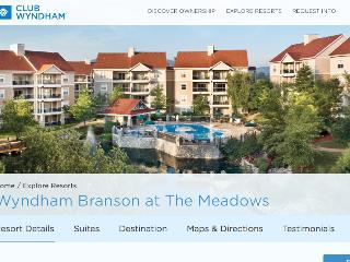 Affordable Luxury - Wyndham's Branson the Meadows