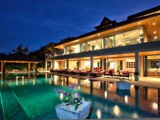 Baan Grand View: 5 Bed Luxury Villa with 16m Pool, Bophut