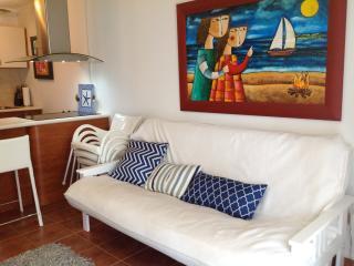 Haciendas del Club IV-204 1BR beachfront w/WiFi, Cabo Rojo