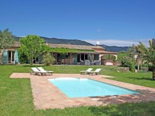 Riviera villa, big secluded property, fully fenced, Plan de la Tour