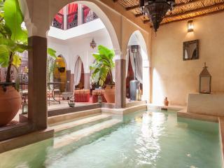 DAR KAMAR ZAMANE, Marrakech