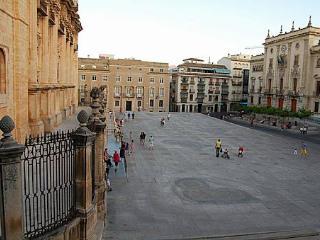 Plaza Santa Maria, Jaén