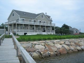 Large water front property with dock