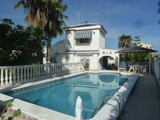 Costa Blanca sur - 5 cama + piscina Los Balcones, Torrevieja