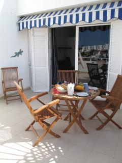 Private Sea View Terrace
