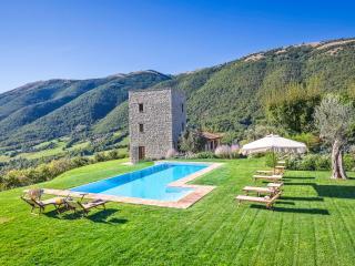 Luxury Medieval Tower Villa at Murlo Estate, Perugia