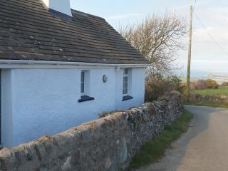 Rhos Y Pant  Cottage stunning sea views sleeps 8