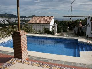 Villa Loma de los P, Frigiliana
