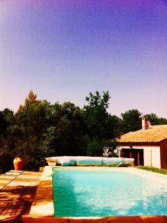 La piscine / The pool