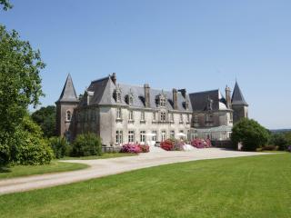 Château de KERVOAZEC, Chateauneuf du Faou