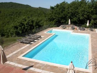 Property in Chianti Classico - Red house