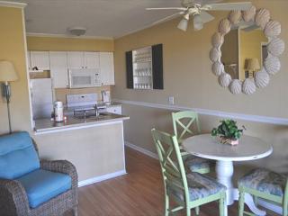 Ocean Dunes Villas 119 - 1 Bedroom 1 Bathroom Oceanfront Flat