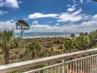 Brand New Luxurious Oceanfront Breakers Villa Sleeps 4, Free Bikes Beachfront, Hilton Head