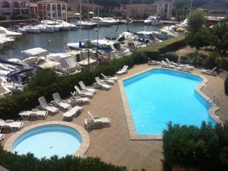 appartement terrasse vue marina, Saint-Tropez